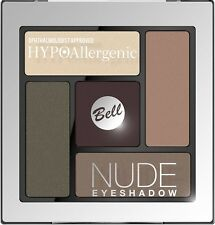 Bell HYPOAllergenic Nude Eyeshadow Palette Professional Make-Up