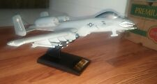 Airplane desk model USAF Fairchild A-10A