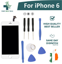 "For iPhone 6 6G 4.7"" LCD Display Touch Screen Digitizer Assembly White & Tools"