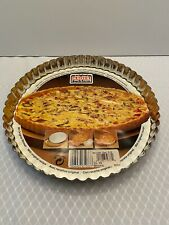 New listing Tart/Quiche Pan - Never Used - Kaiser - 9 Inch w/Removable Bottom