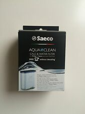 1 x ORIGINAL  SAECO PHILIPS Aqua Clean Kalk + Wasserfilter  CA 6903/00