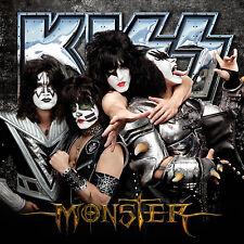 """KISS Monster Album Cover  24 x 24"""" Poster"""
