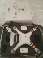 Dji Phantom 3 Standard with carry  Case And 2 Batteries.