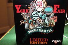Corgi Classics York Fair 225 Years with Bedford OB and Pantechnicon Van