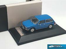 Volkswagen Brasilia blue 1975 PremiumX Prd236 1:43