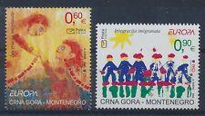 Montenegro 125/26 postfrisch / Cept (1548) .....................................