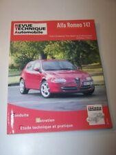 99 Revue technique Alfa Romeo 147 1.6 2.0 Essence Twin Spark/1.9 Diesel 116 ch