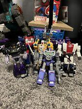Transformers Figure Lot Of 7
