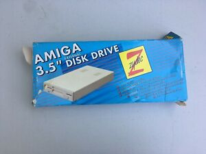 "*BOXED* Commodore Amiga 3.5"" External Disk Drive (Zydec)"