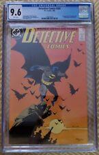Detective Comics #583 CGC 9.6 1st Scarface & The Ventriloquist DC Comics 1988