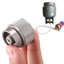 Propane Refill Adapter Gas Cylinder Tank Coupler Heater Camping Outdoor Tool