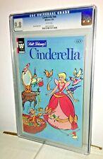 Cinderella #NN, CGC 9.8, White Pages