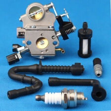 Carburetor carb for Stihl MS362 MS 362 Chainsaw fuel filter kit