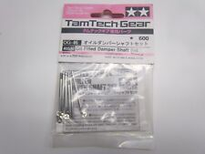 Tamiya TamTech Gear, 40546 Oil Filled Damper Shaft Set. NIP