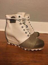Brand New Women's Sorel Fashion Boots   1964 Premium Wedge Size 9