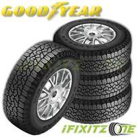 4 Goodyear Wrangler TrailRunner AT All-Terrain 245/70R17 110T M+S Truck Tire