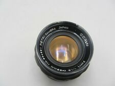 Petri CC Auto F1.8 55mm Petri Mount Lens For SLR/Mirrorless Cameras