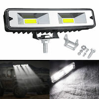 1PCS 12V/48W LED WORK LIGHT BAR Spot Lamp For OFF-ROAD 4WD SUV/ATV/CAR LAMPS