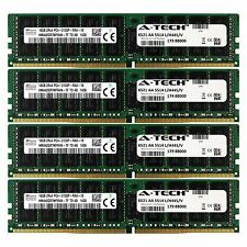DDR4 2133MHz Hynix 64GB Kit 4x 16GB HP Cloudline CL2100 726719-B21 Memory RAM