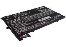 3.7V battery for Samsung SP397281P ( 1S2P), SP397281P, SCH-I815, GT-P6800, SP397