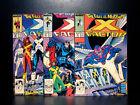 COMICS: Marvel: X-Factor #24-26 (1988), 1st Archangel cover & full app - RARE