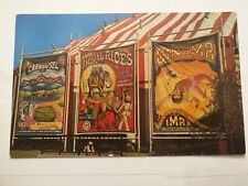 VINTAGES CIRCUS PHOTO POSTCARDS RINGLING BROS AND BARNUM & BAILEY 70s OLD  rare