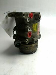 AC Compressor 4 Cylinder With Turbo Fits 97-99 ECLIPSE 189729