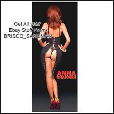 Fridge Fun Refrigerator Magnet ANNA CHAPMAN REDHEAD RUSSIAN SPY: Photo F SEXY!!