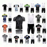A+HOT Style Cycling Jersey Comfortable Bike/Bicycle Outdoor jersey+Bib Short Set