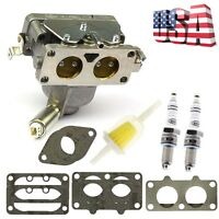 Carburetor for Briggs & Stratton 20HP 21HP 23HP 24HP 25HP intek V-Twin Engine