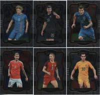 2017-18 Panini Select Soccer - Base Set Cards - Choose From Card #'s 1-300