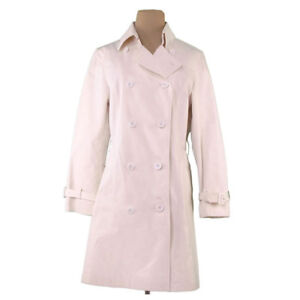 Mcm Coats Jackets Beige Woman Authentic Used T1923