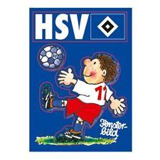 """POSTKARTE FENSTERBILD """"Junge"""" HAMBURGER SV HSV NEU"""