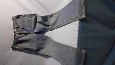 Womens LEVI Jeans 515 Denim BOOT CUT Medium size 8 zip fly