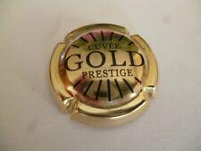capsule de champagne, MIGNON Pierre, Prestige Gold, lettres noires, N°64aa
