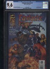 Fantastic Four #v2 #8 CGC 9.6 Jim Lee 1997
