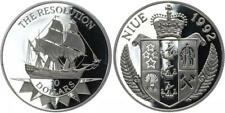 NIUE 10 Dollars 1992 - The Resolution