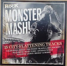 Classic Rock Magazine Monster Mash! CD California Breed,Magnum, Pixies,Down