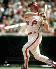 MIKE SCHMIDT 8X10 PHOTO PHILLIES 548th HR HOF 1995