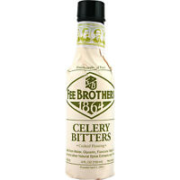Fee Brothers Celery Cocktail Bitters - 5oz - Drink Mixology - Bar Pub Mix Flavor