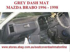 DASH MAT,GREY DASHMAT FIT MAZDA BRAVO 1996 - 1997, GREY