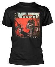 Voivod 'War & Pain' (Black) T-Shirt - NEW & OFFICIAL!