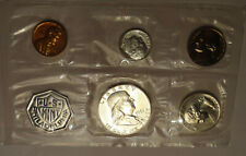 1961 US PROOF SET, ORIGINAL MINT CELLOPHANE & MINT PACKAGING