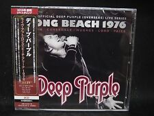 DEEP PURPLE Live In Long Beach 1976 + 3 JAPAN 2CD Rainbow Whitesnake Trapeze