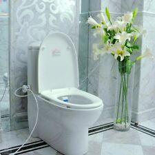 Adjustable Clean Clear Rear End Bidet Butt Wash Washer Fresh Water Spray Toilet