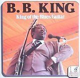 KING B.B. - King of the blues guitar - CD Album