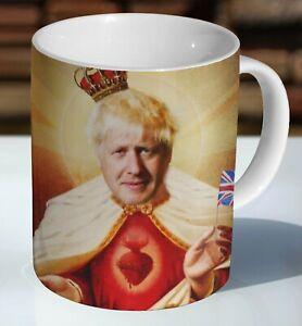 Boris Johnson Holy Ceramic Coffee Mug - Cup