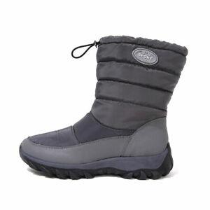 Women's Winter Snow Boots Warm Shoes Waterproof Platform Keep Warm Ankle Booties