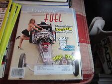 Vintage Fuel magazine Volume 3 Number 4