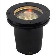 4 pack Heavy Duty PVC In Ground Well Light Fixture LED MR16 Landscape Waterproof